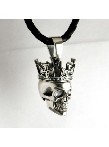 Amulet Skull with cache
