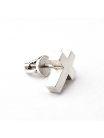 Earrings Cross